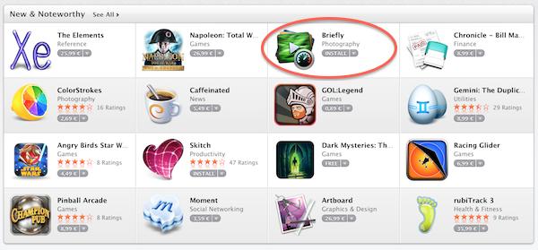 Apple Feature