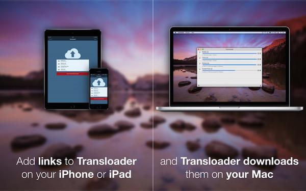 Transloader Explanation