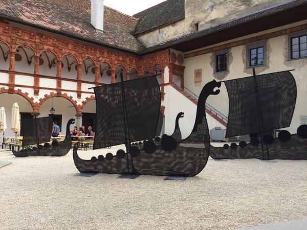 Schallaburg, Viking Exhibition