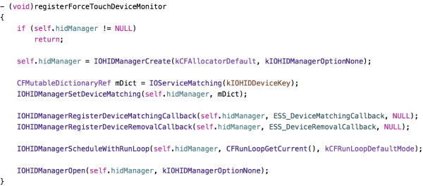 Code Listing #3
