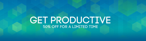 Get productive app store sale 02