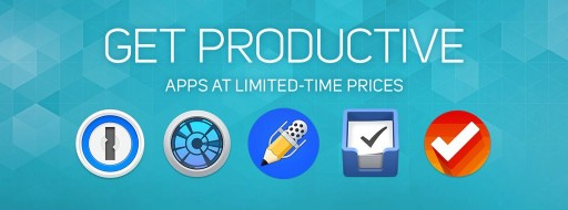 Get Productive Mac App Store Banner