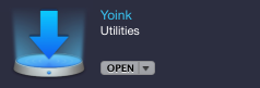 Yoink Listing without Stars