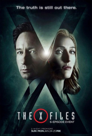 The X-Files Reboot Poster