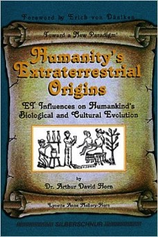 Humanity's Extraterrestrial Origins Book Cover
