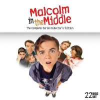 Malcolm in the Middle DVD Cover