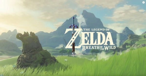 Zelda - Breath of the Wild Image
